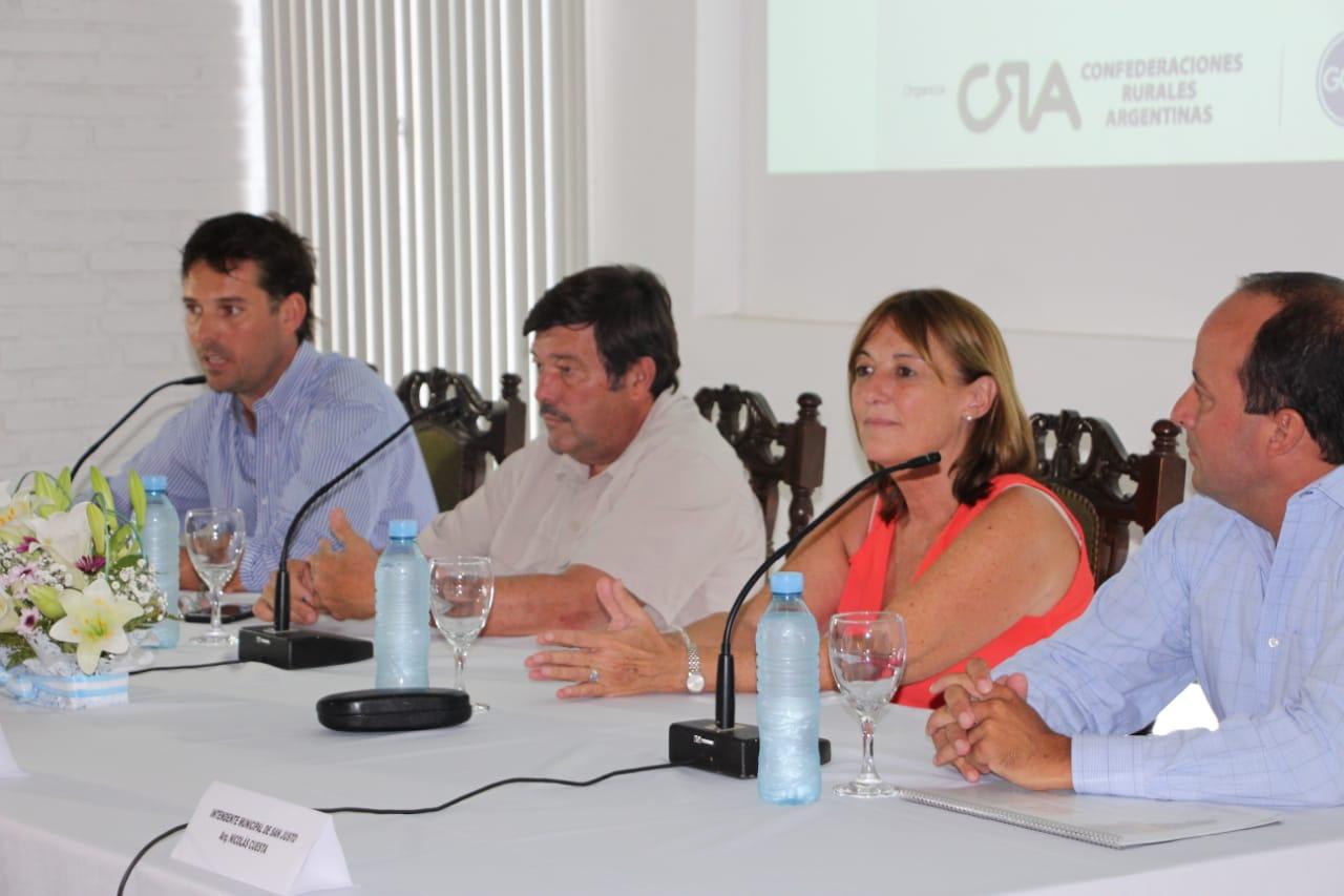 "La Provincia presentó junto a CRA la feria ""ArgenCarne"""